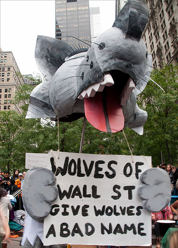 volk iz wall streeta