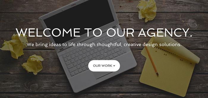 Agency Pro wordpress tema